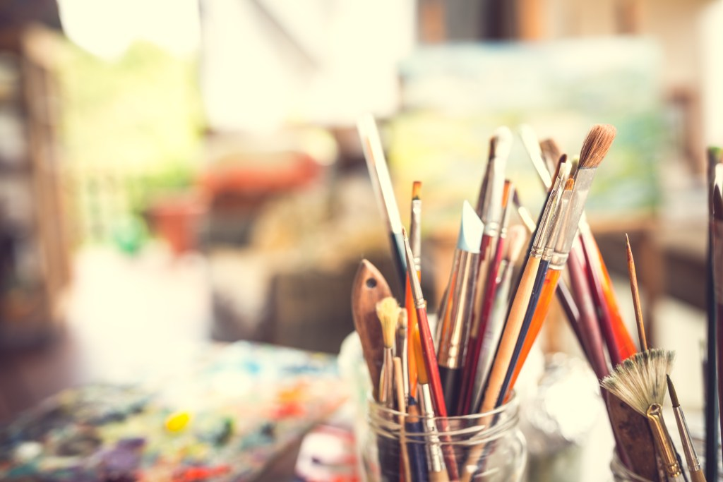 Art therapy for substance abuse recovery and behavioral health journeys.